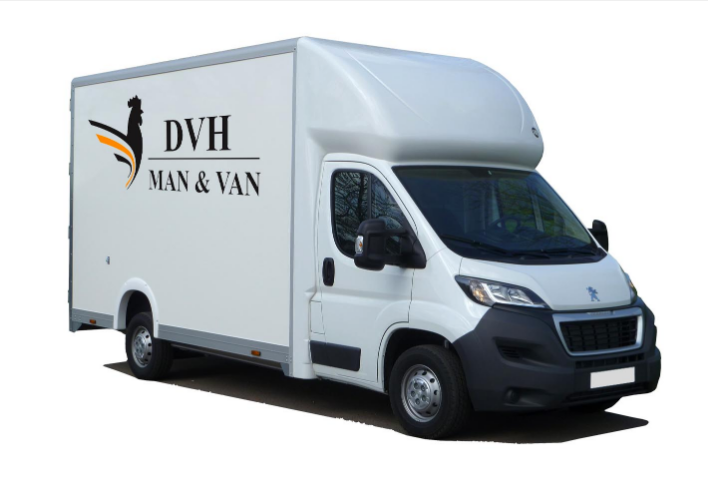 dvh man and van